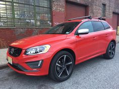Review: 2015 Volvo XC60 T6 R Design