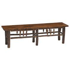 85524 Hickory Bench with espresso Seat.jpg (1001×1000) sales@swtradingcompany.com