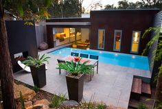 BOUTIQUE POOLS &LANDSCAPES   TLC Pools create beautiful pools and landscapes for small and large residential projects.       TLC Pools is a boutique pool and landscape construction company based in Melbourne and has been building stunning pools and landscapes for over 20 years. TLC Pools