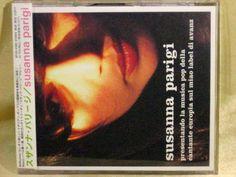 CD/Japan- SUSANNA PARIGI s/t (self-titled) w/OBI RARE ORIGINAL 1996 OOP