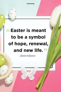 Janine di Giovanni Easter Quote