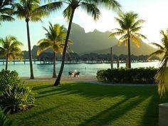Four Seasons - Bora Bora (YES)