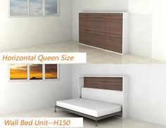 Murphey Bed vs. Sofa Bed to free up space