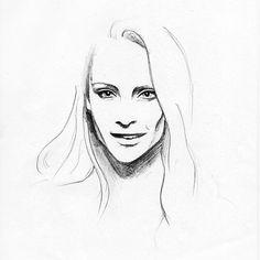 Portrait Flo