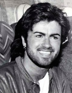 14 Photos Celebrating George Michael, The Beautiful Style Icon Who Didn't Shape The 80s, He Was The 80s | The Huffington Post