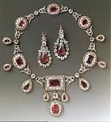 : BAGATION PARURE belonging to the Duke of Westminster