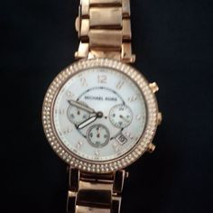 Available @ TrendTrunk.com MK watch Accessories. By MK watch. Only $80.00!