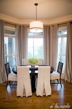 Curtains for kitchen