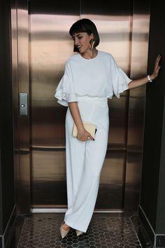 Nagy zsófia ezzel a menő szettel búcsúzik Carrie Bradshaw, Manolo Blahnik, Jumpsuit, Glamour, Outfit, Dresses, Fashion, Overalls, Clothes