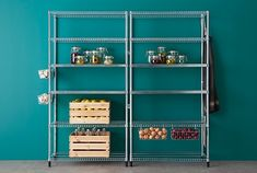 Shop pantry organizers and shelves at IKEA. Our selection of shelves, baskets and wall units are perfect for organizing your pantry.