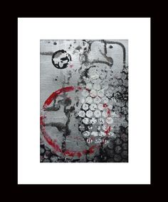 Industrial #1 by Jill English #affordable #original #art