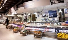 Meny: A fresh food authority – store design concept by Household