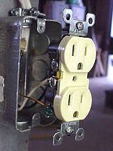 """Hot-Wiring A Work Bench:  Adding Built-In Outlets.  It's pretty much just simple outlet installation, but I never thought to """"hotwire"""" a workbench.  I'd want to use either conduit or armored cable to protect the wire, though.    Cool Idea!!!"""