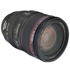 CANON 24-105MM F/4 L IS USM MACRO EF MOUNT LENS {77}