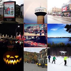 Our #2015bestnineinstagram Looking forward to another great year of #Barrie #photo opportunities! #getoutandplay #visitbarrie