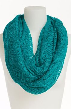 BP. Pointelle Infinity Scarf | Nordstrom. love in all these colors