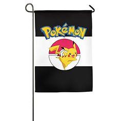 WLHZQS Pokemon Go Logo House Flag Home Garden Flag WLHZQS…