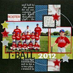 Layout: T-Ball 2012