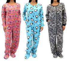 Adult onesie pajamas free pattern