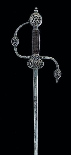 Leading up to the 1900's, weaponry had a big impact on the lives of humans and the ways of shaping the world. The Europeans invented the rapier around 1500 to revolutionize the way of combat. It was a newer, lighter type of sword that allowed for quick motion