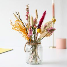 Letterbox Flowers, Letterbox Gifts, Dried Flower Arrangements, Dried Flowers, Fresh Flowers, Birthday Packages, Sustainable Gifts, Special Gifts, Planting Flowers