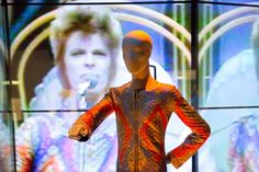 David Bowie Is at the V Museum