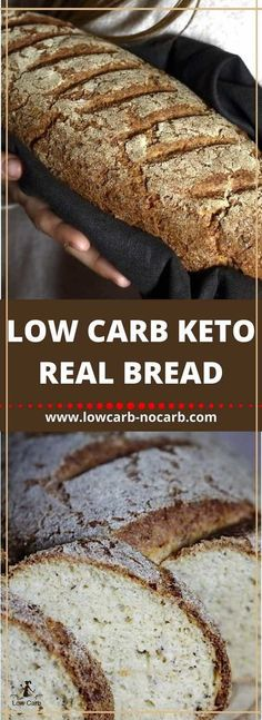 Keto Farmers Bread Best Keto and Low Carb Farmers Real Bread Recipe is easy and ready to try No Bread Diet, Low Carb Bread, Low Carb Keto, 7 Keto, 90 Second Keto Bread, Best Keto Bread, Diabetic Bread, Low Carb Breakfast, Breakfast Recipes