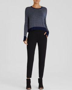 Eileen Fisher Sweater & Pants | Bloomingdale's