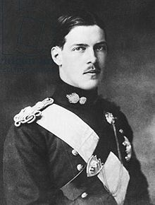 King Alexander of Greece.I. Aleksandros (1 Ağustos 1893 - 25 Ekim 1920), 1917-1920 arasında hüküm süren Yunanistan kralı.  Kral Konstantinos (1913-1917 ve 1920-1922) ile Kraliçe Sophia'nın ikinci oğluydu.