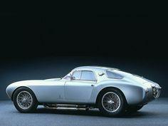 Maserati A6 GCS/53 Pininfarina, foto storiche 2