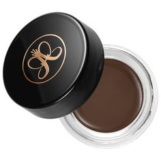 Anastasia Beverly Hills:  DIPBROW™ Pomade - A smudge-free, waterproof pomade that performs as an all-in-one brow product.  Apply With Brush #12.  11 Colours, $23 Cdn | Sephora
