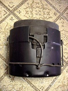 Swedish Army Trangia stove: Swedish Army Trangia stove and messkit