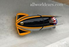 always wanted to go bob sledding.. look steeler colours!