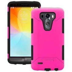 TRIDENT AEGIS CASE FOR LG G3 - PINK #lgg3case, #g3case www.myphonecase.com