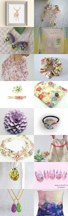 Lovely by Kanae   on Etsy--Pinned with TreasuryPin.com