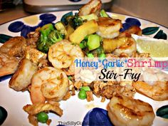 You are going to love this recipe for Honey Garlic Shrimp Stir-Fry! I got the idea for this dish from salivating over the much pinned Double Crunch Honey Garlic Chicken. I made the sauce and used it as a dipping sauce for some chicken fingers and it was AMAZE-balls so I knew it would be …