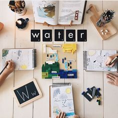 What we learn with pleasure we never forget.  Lego fun water cycle inspiration from the lovely @creativeandgrowingkids | #homeschoolcollective