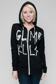 Glamour Kills Girls Bushwicked Hoodie soon!