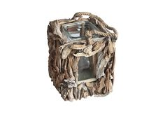 Lámpara colgante de madera Lion Sculpture, Statue, Pendant Chandelier, Pendants, Furniture, Sculptures, Sculpture