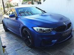 This BMW M4 Is The Coldest Thing On The Streets In Singapore