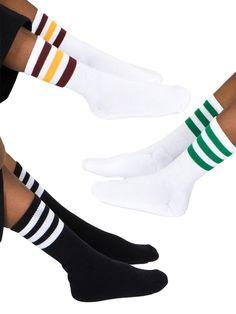 (3-Pack) Kids Sock | Socks | Kids & Babies' Socks & Tights | American Apparel