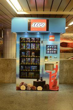 Lego Vending Machine | Jim Kelly | Flickr