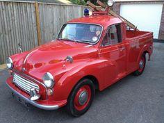 Morris Minor pick up - Morris Motors fire engine