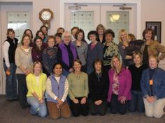 This wonderful group of ladies is from First Presbyterian Church in Boulder, Colorado. They completed The Organic God 6-Week Bible Study together!