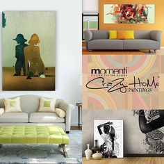 Le stampe artistiche della collezione Crazy Home Paintings colorano e completano ogni ambiente! ~  The artistic prints from the Crazy Home Paintings collection color and complete every environment ~ Paintings by: @noumedacarbone @darren_hopes @giulioiurissevich & @dalek2020  #momentiitaliancustomdesign #momenti #italiancustomdesign #madeinitaly #igersitalia #igers #arredo #crazyhomecollection #interiordesign #picoftheday #design #living #style #furniture