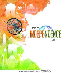 Find Happy Independence Day India Vector Illustration stock images in HD and millions of other royalty-free stock photos, illustrations and vectors in the Shutterstock collection. Thousands of new, high-quality pictures added every day. Happy Independence Day Wishes, Independence Day Pictures, 15 August Independence Day, Independence Day Wallpaper, Indian Independence Day, Happy Rakshabandhan, Music Happy, Indian Flag, Indian Army