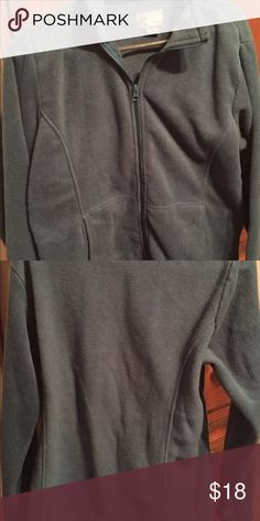 Soft, warm zip up jacket Bass Pro Shops women's large green fleece zip front jacket. Like new! Jackets & Coats Utility Jackets