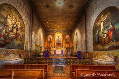 Old Mission Santa Barbara interior  #Santa #Barbara #destination #wedding #venue ideas http://www.elizabethsgarden.net