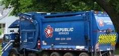 Republic Services highlights durable practices in 2015 sustainability report | Waste Dive