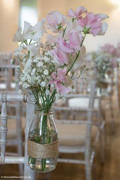 Aisle Flowers, Wedding Flowers, Perfect Wedding, Our Wedding, Wedding Ideas, Rehearsal Dinner Decorations, Stone Barns, Gypsophila, Image Types